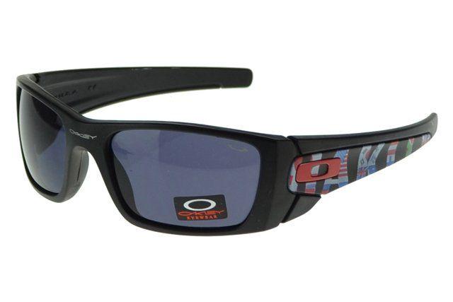 9042ac6d28 Buy Cheap Oakley Batwolf Sunglasses Black Frame Gray Lens 1338 Oakley  Sunglasses