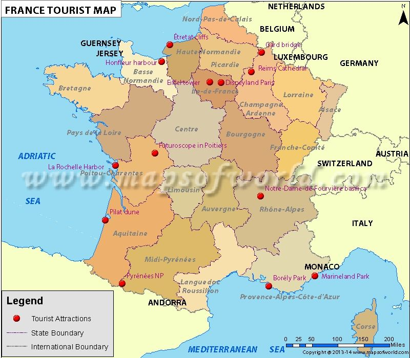 France Travel Map Europe Pinterest France travel Travel maps