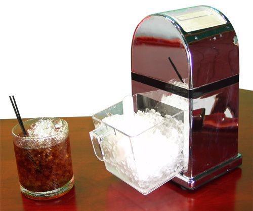 refrigerator refurbished com scoop crushed walmart countertop maker w portable ip ice emerson lbs