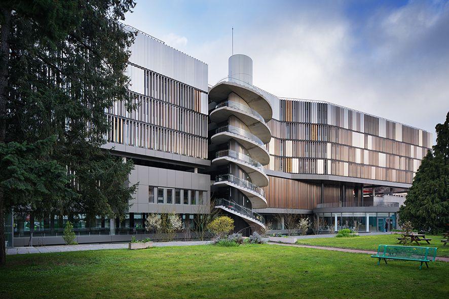 Jourdan Campus – TVAA