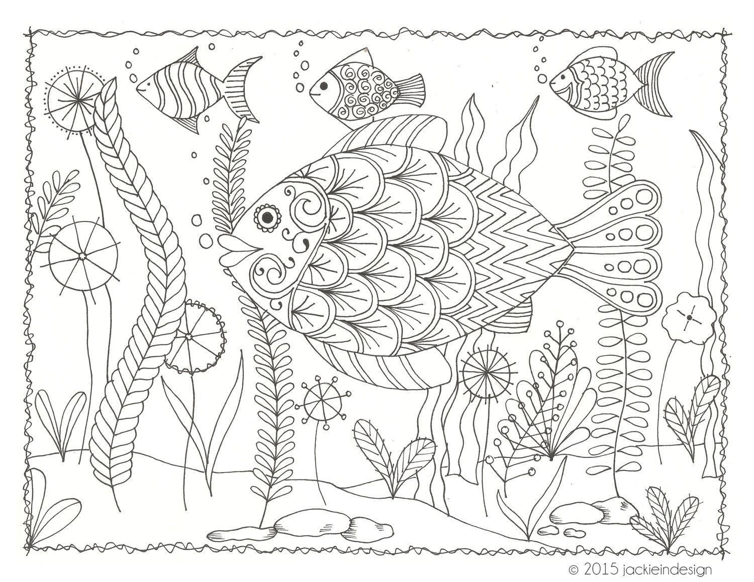 This Item Is Unavailable Etsy Fish Coloring Page Fairy Coloring Pages Coloring Pages