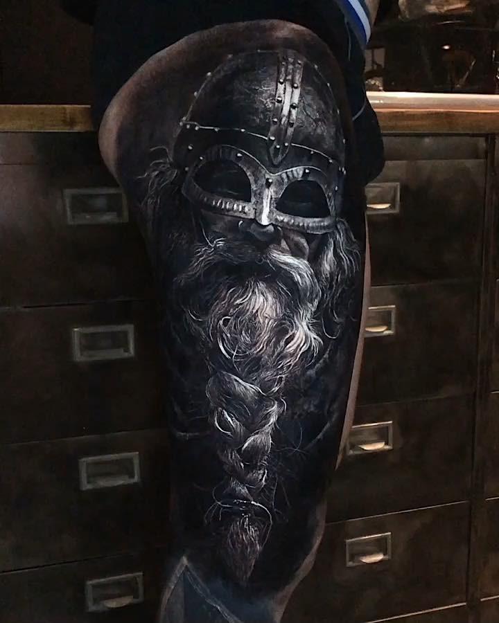 Pin by Екатерина Нэкомата on Vikings Viking tattoos