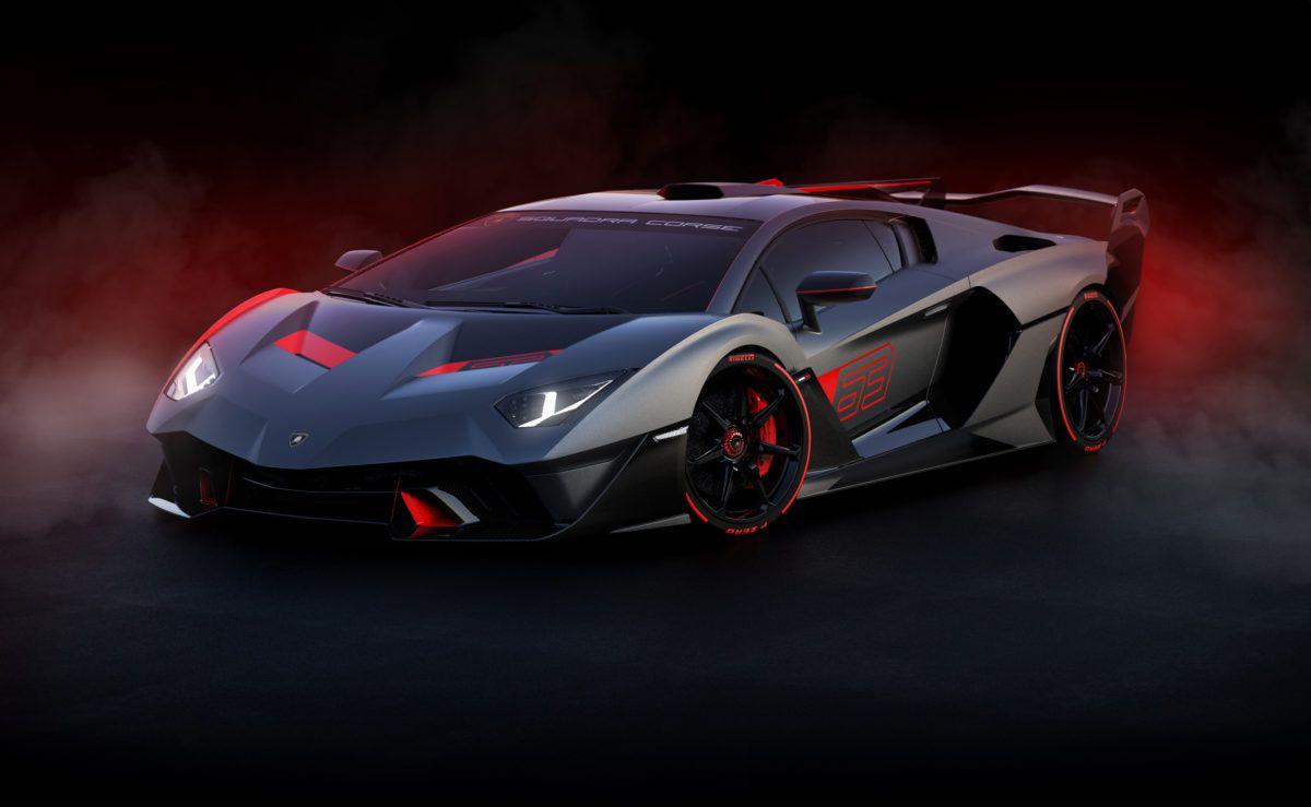 Lamborghini Sc18 Alston The First One Off Created By Squadra