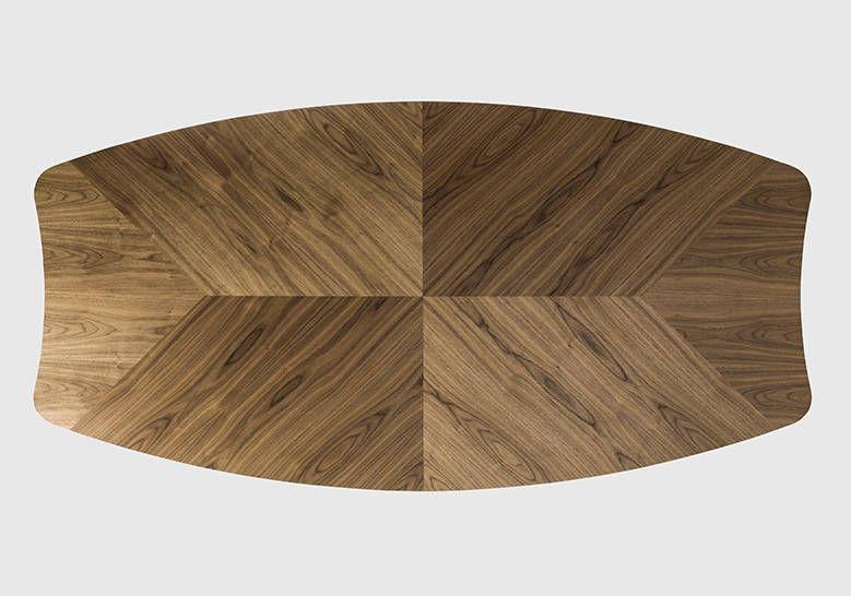 Mesa Gaulino 240 Cm Nogal Bd Barcelona Design In 2019 Interior