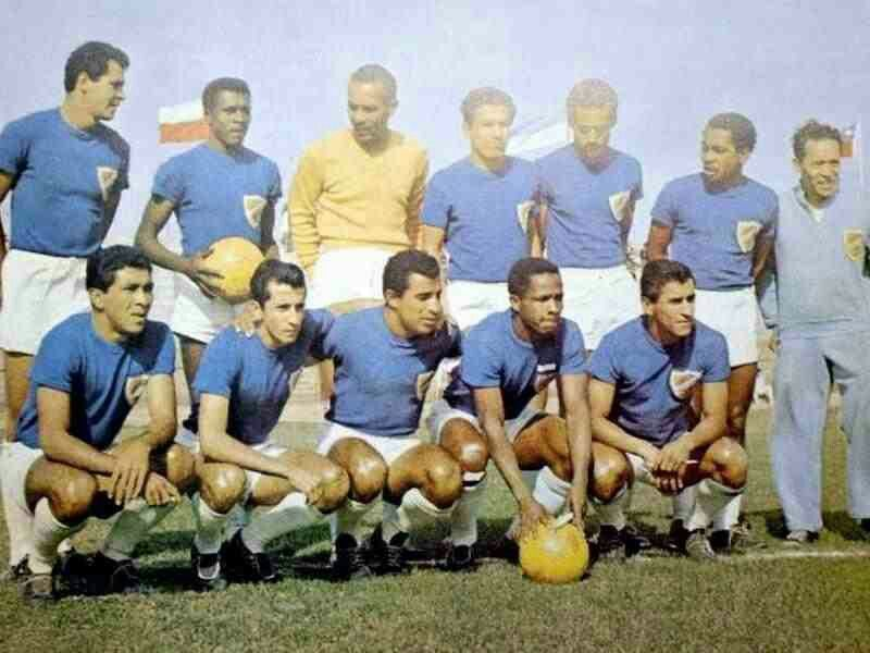Αποτέλεσμα εικόνας για colombia national football team world cup 1962