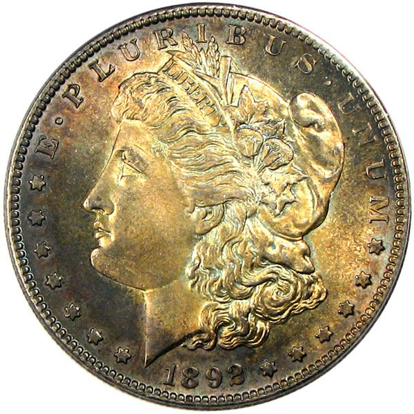 rare american coins and lower grade ms morgan dollars articles on