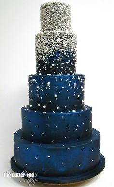 Royal Blaue Hochzeitstorte Repinned By Hochzeitsplaza Hochzeit