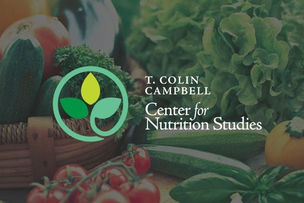 Earn your certification in plant-based nutrition! Also rub ...
