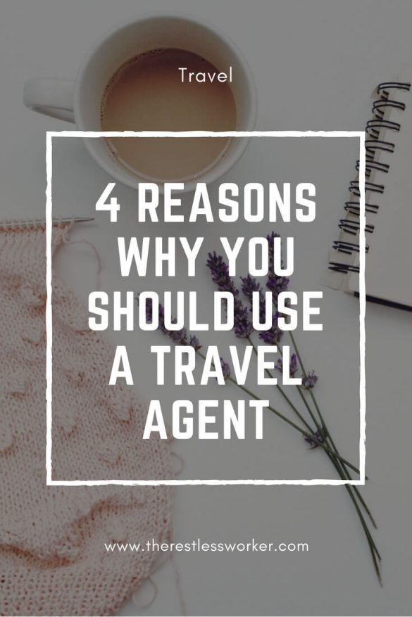 4 reasons why you should use a Travel Agent | travel agent