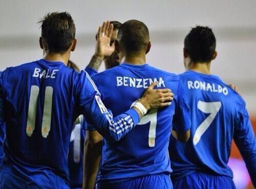 Real Madrid Tidak Lengkap Tanpa Trio BBC