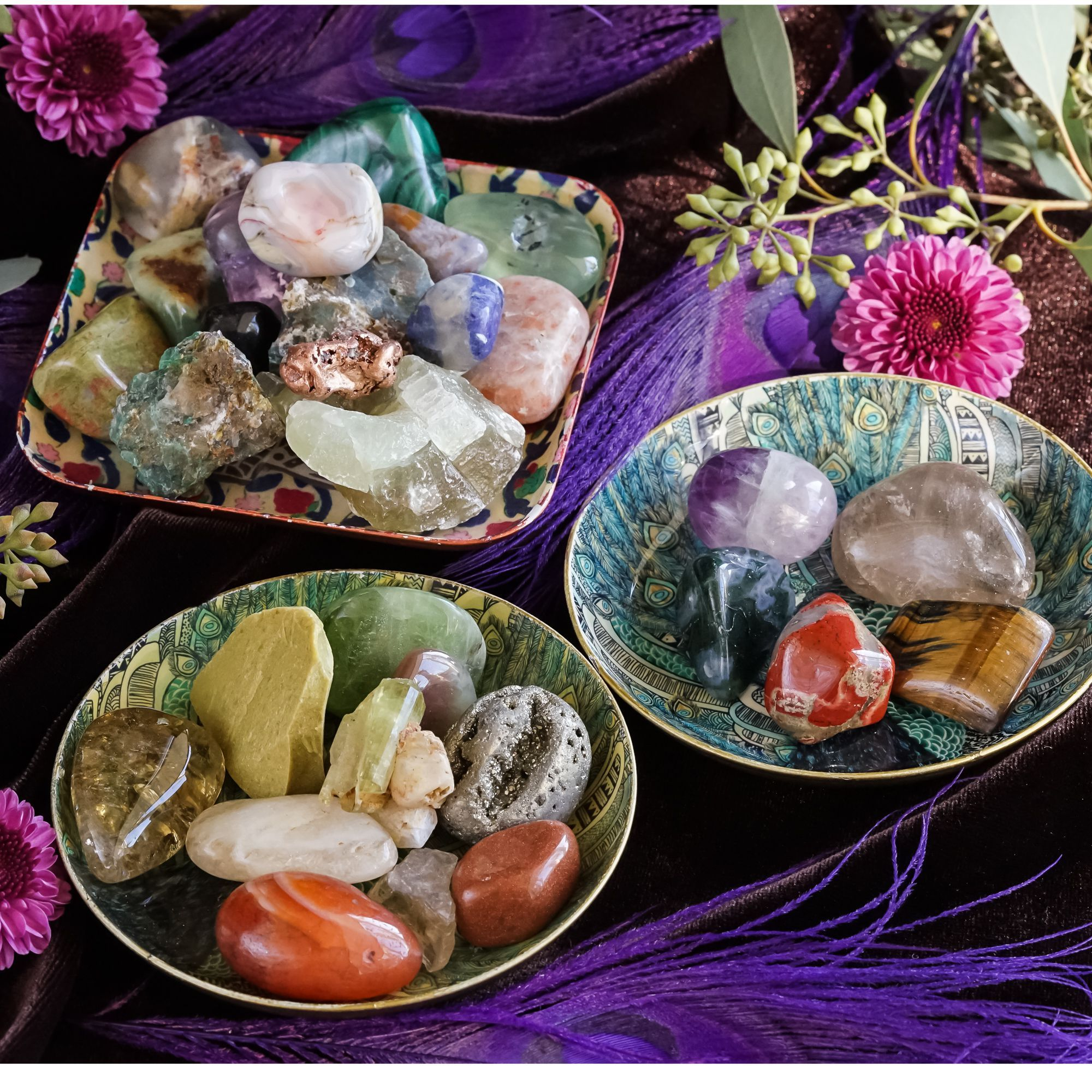 Park Art|My WordPress Blog_How To Set Intentions With Crystals Examples