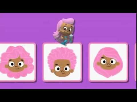 Bubble Guppies Hair Style Song You