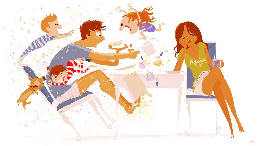 Just another Saturday morning breakfast. by PascalCampion