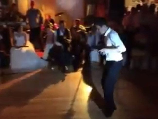 This Irish wedding dancer would give Michael Flatley a run for his money (VIDEO) - IrishCentral.com