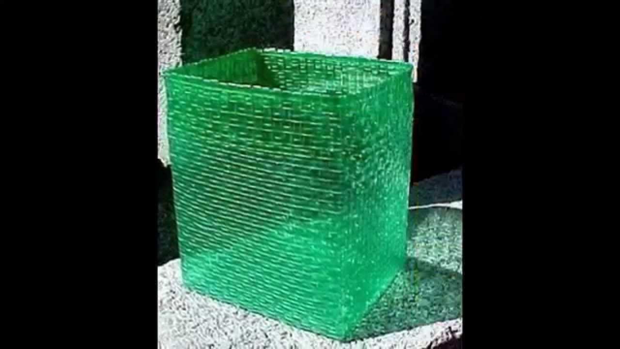 Ideas creativas para reciclar botellas de plastico pet for Decoraciones de botes de plastico