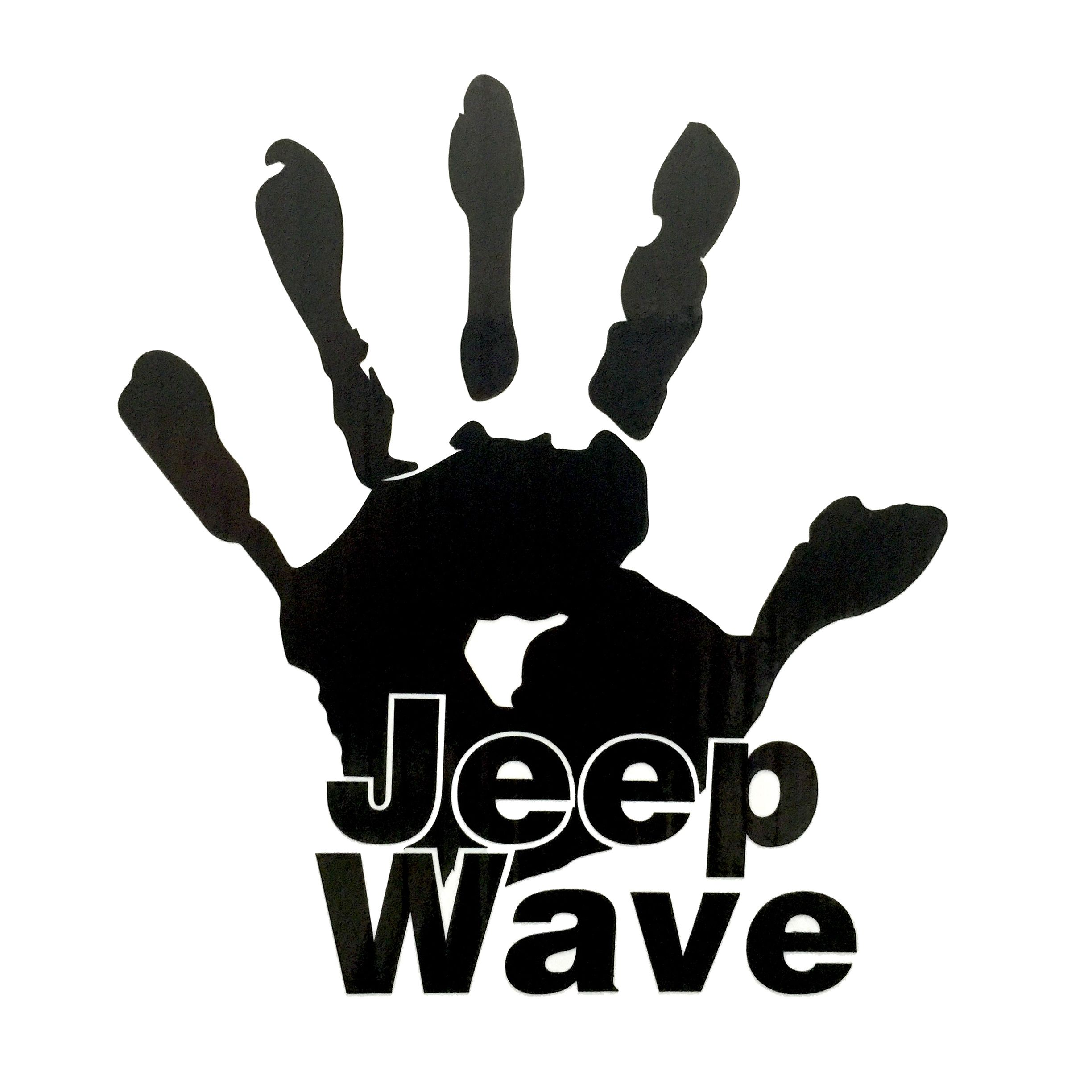 Jeep Wave Decals Pair Jeep Wave Jeep Jeep Stickers