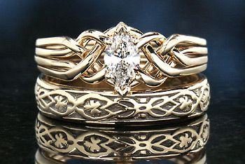 Marquise Diamond Ring: Marquise Diamond Puzzle Ring   U0027yovrs Onliu0027 Bridal  Set