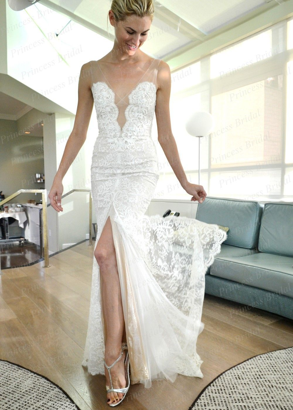 Click to buy 2015 fall bridal wedding gown back low cut fishtail click to buy 2015 fall bridal wedding gown back low cut fishtail ombrellifo Choice Image