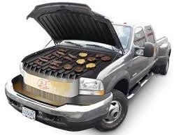 The new George Foreman grill.