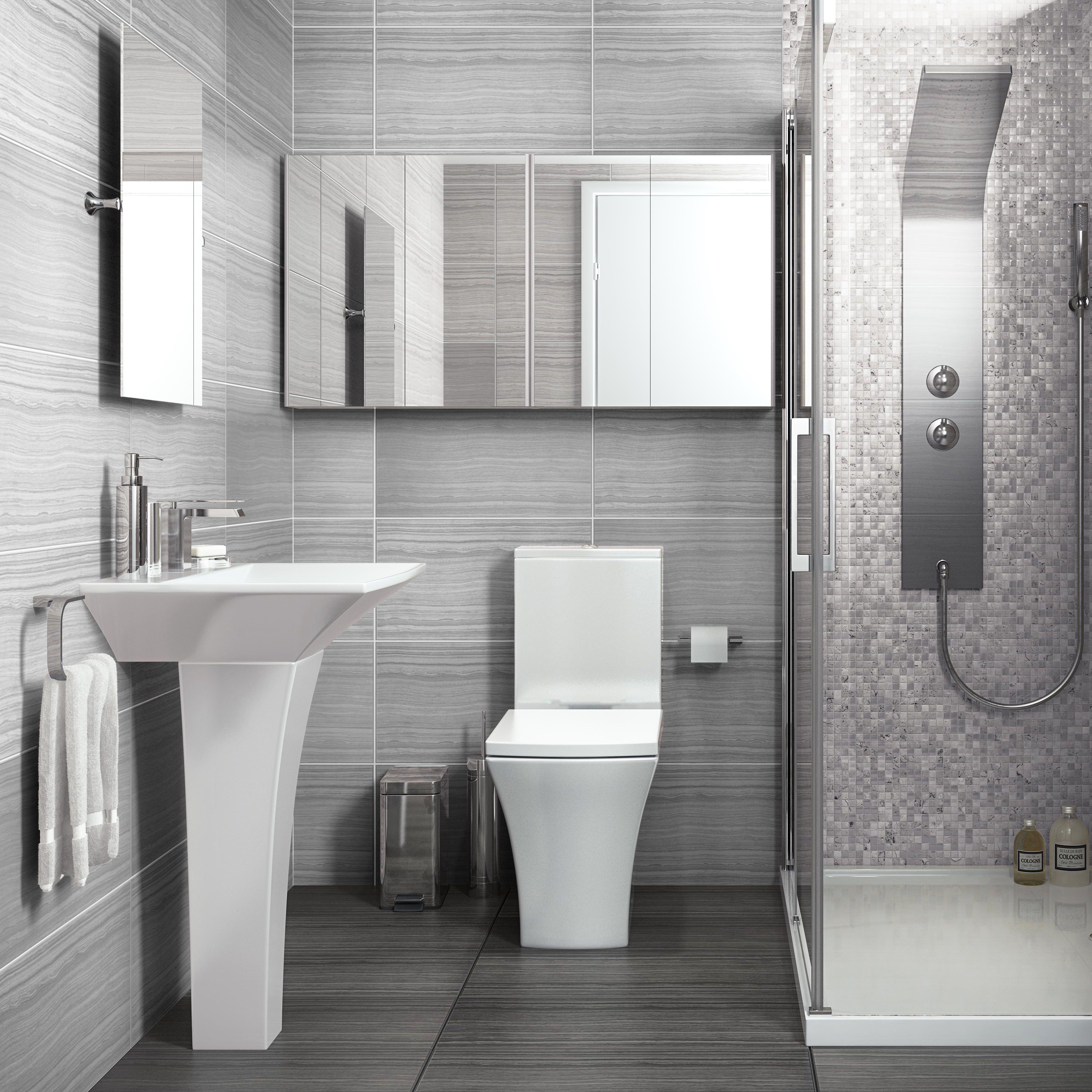 Pin by Emma Pitrakou on Bathrooms in 2020 | Pedestal basin ...