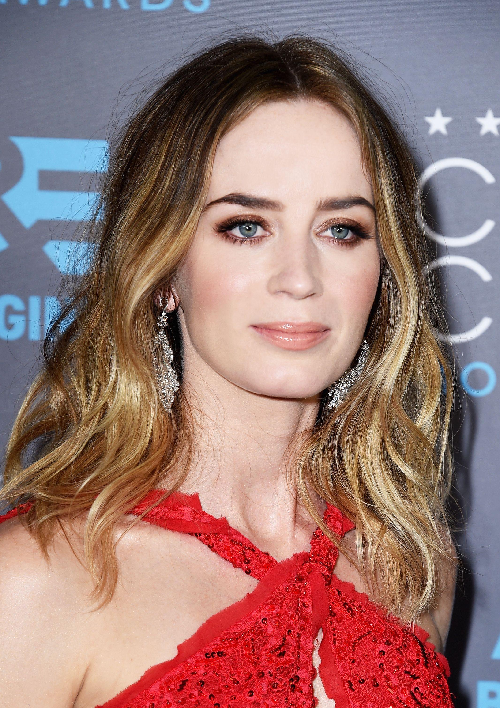 photo News: Emily Blunt's Secret for Glowing Skin Pat McGrath's New MakeupLine