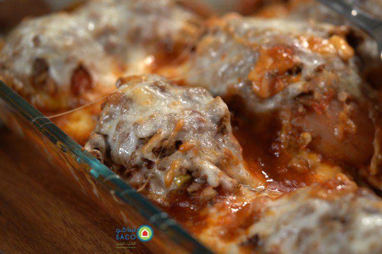 محشي البطاطس بالفيديو مطبخ سيدتي Recipe Food Chicken Meat
