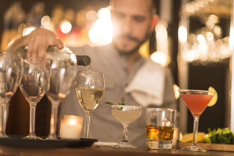 Berühmt Barkeeper Skills Liste Lebenslauf Ideen ...