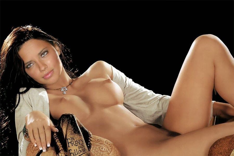 Adrianna lima naked photo