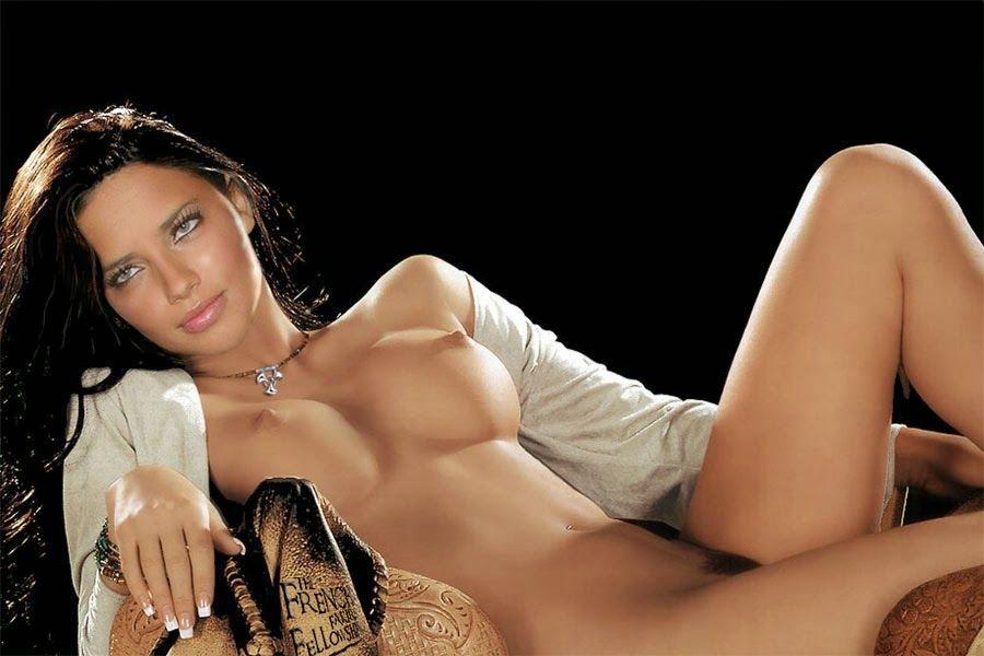 nude pics adriana lima nackt