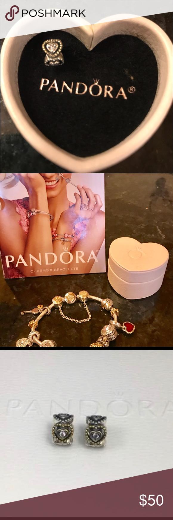 Final Reduction Pandora Celebration of Love Charm | Love charms ...