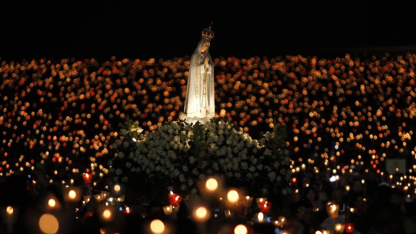 Procissão das velas - Fátima   Festas de Portugal   Pinterest ...