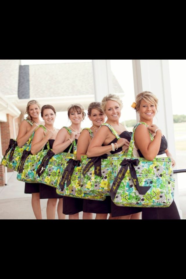 Amazing Vera Bradley Bridesmaid Gifts Get Carried Away