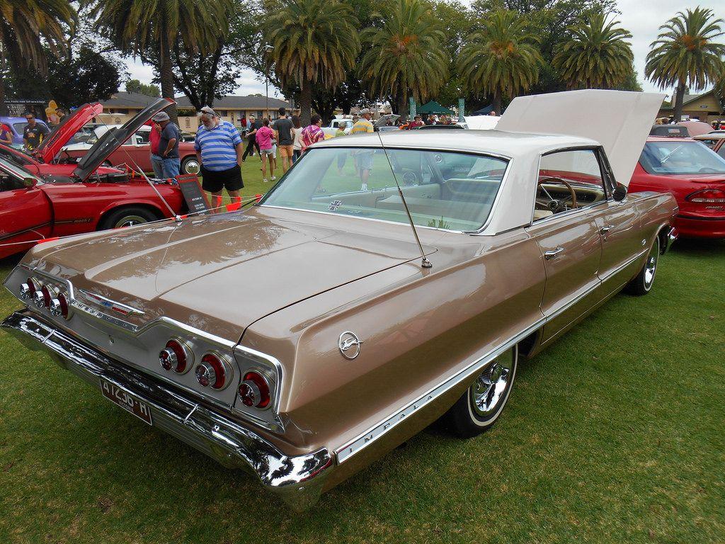 1963 Chevrolet Impala 4 Door Hardtop Chevrolet Impala Impala