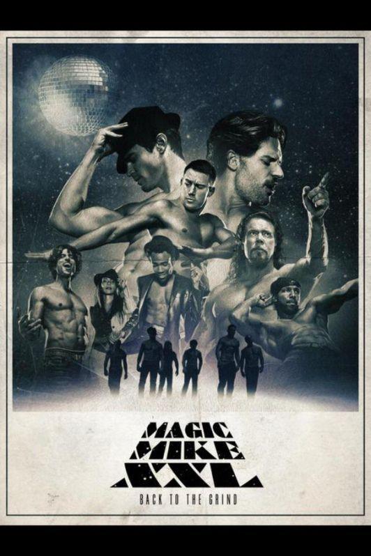 """Les stars de Magic Mike XXL parodient Star Wars : """"Ils ont toute la force dont vous avez besoin"""""""
