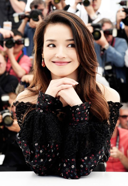 """Shu Qi attends the photocall for """"Nie Yinniang"""" (""""The Assassin"""") during the 68th annual Cannes Film Festival on May 21, 2015 in Cannes, France."""