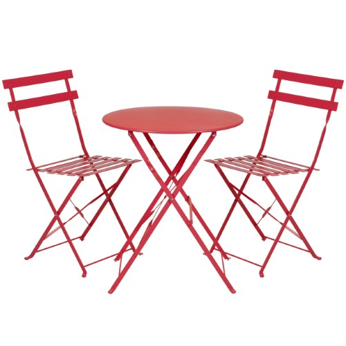 Best Choice Products 3 Piece Portable Folding Metal Bistro 400 x 300