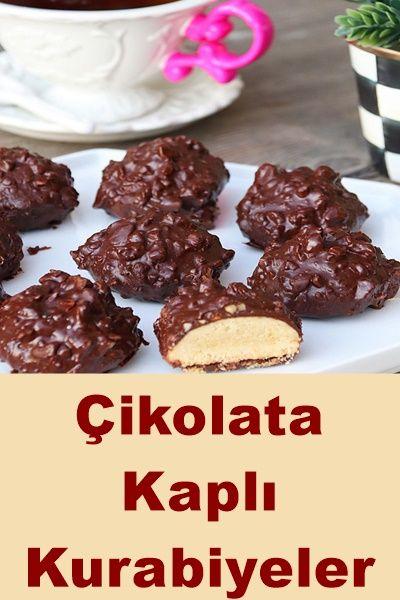 Photo of Çikolata Kaplı Kurabiye Tarifi