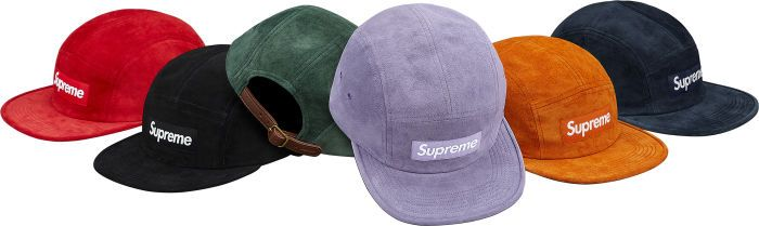 Supreme Spring Summer 2018 Caps and Hats  0406f2abd1c9