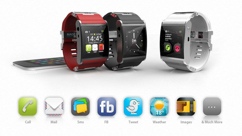 Smartwatches are here!!