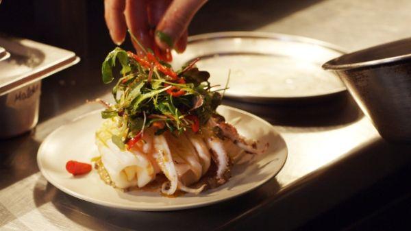 How-To: Make Three-Chili Squid with Rita's   MUNCHIES