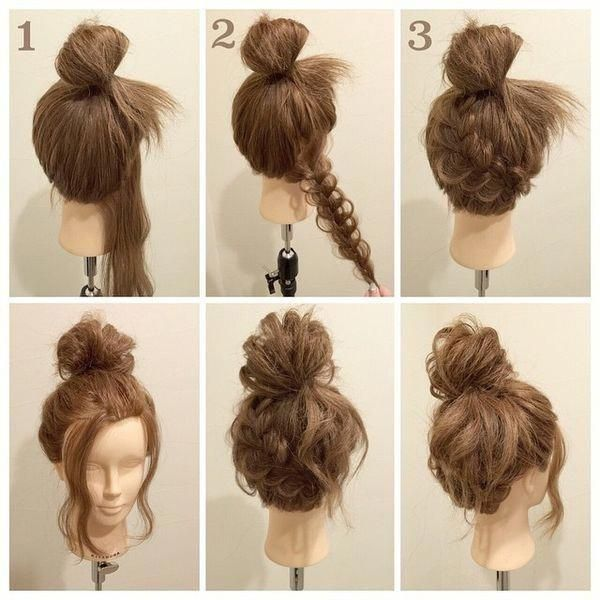 Cute Updos Current Hairstyle Trends For Long Hair Easy Fancy Hairdos 20190828 New Site Hair Styles Long Hair Styles Hair Arrange