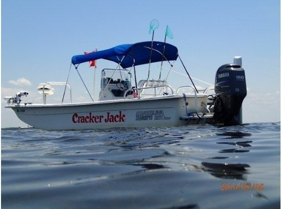 Great Skiff with a great name. Gotta see 2008 Carolina Skiff 25.8 ...