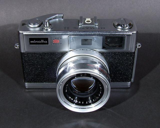 Minolta Hi-Matic 11 | Flickr – Compartilhamento de fotos!
