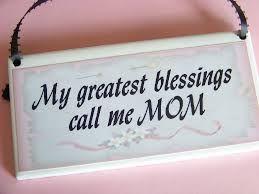 or Mum :)