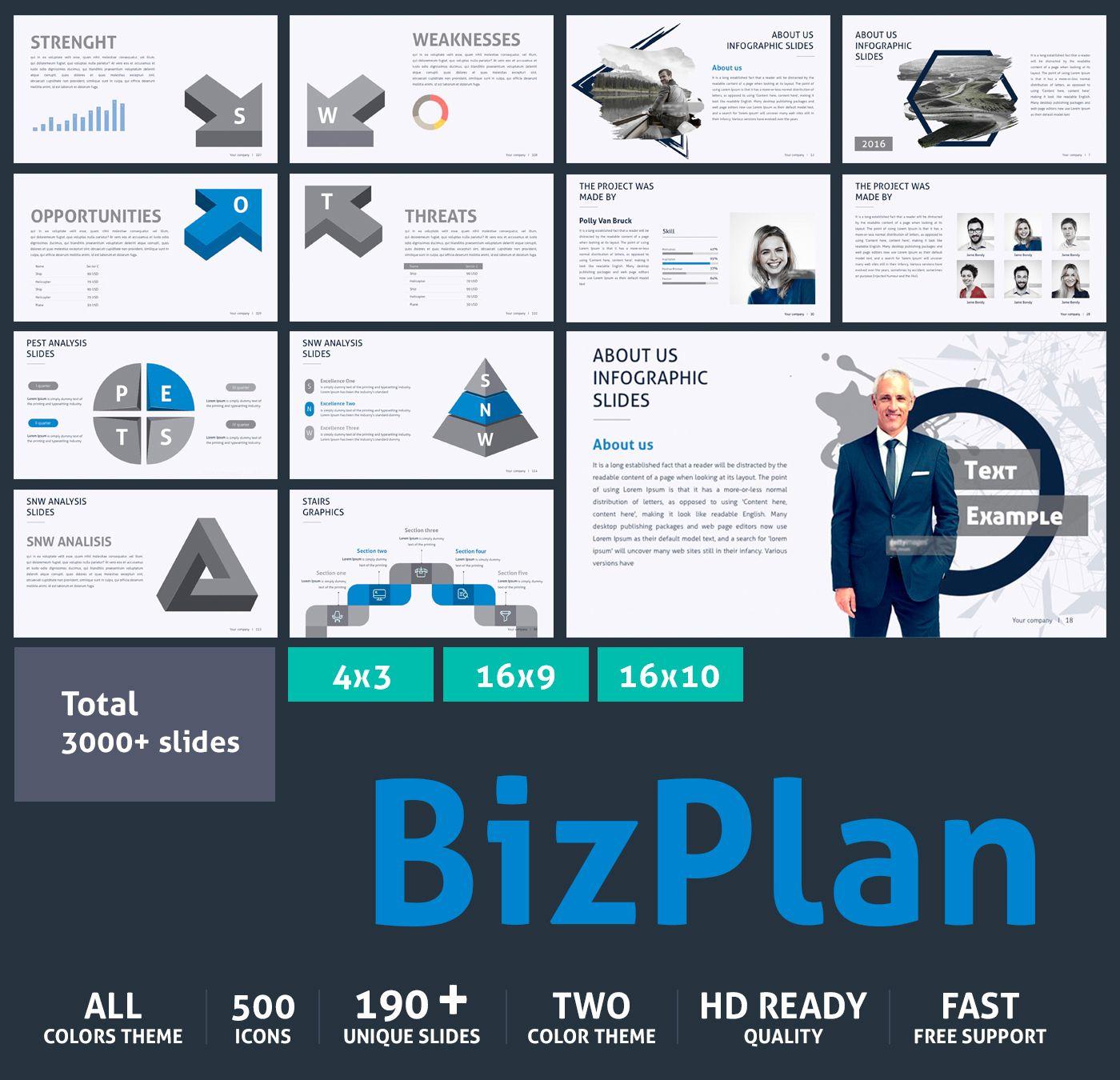 https://www.behance.net/gallery/41776443/BizPlan-presentation