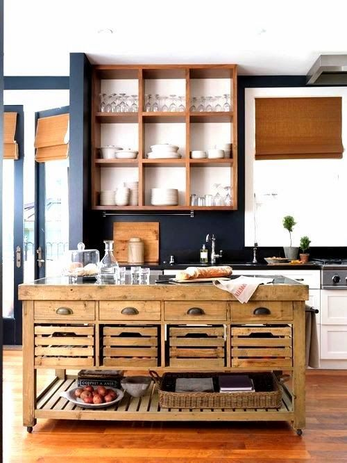 Emejing Mueble Cocina Rustico Photos - Casas: Ideas & diseños ...