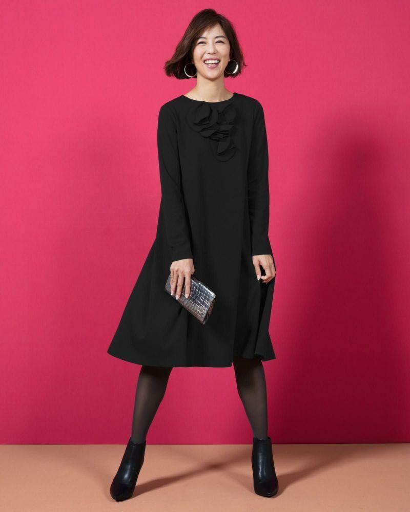 206f03f5f4f0a 2018冬人気の女性オフィスカジュアルレディースファッションコーデ – SUWAI