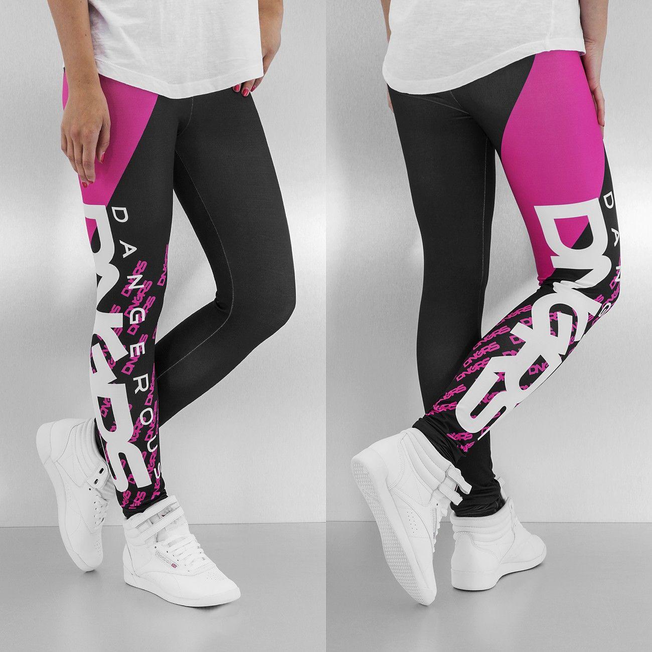 Dangerous DNGRS Legging zwart