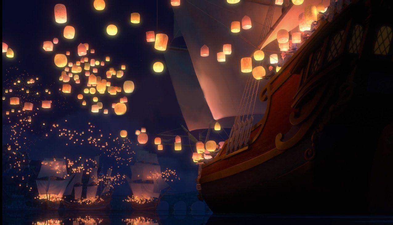 Tangled Disney Princess Background Disney Background Background