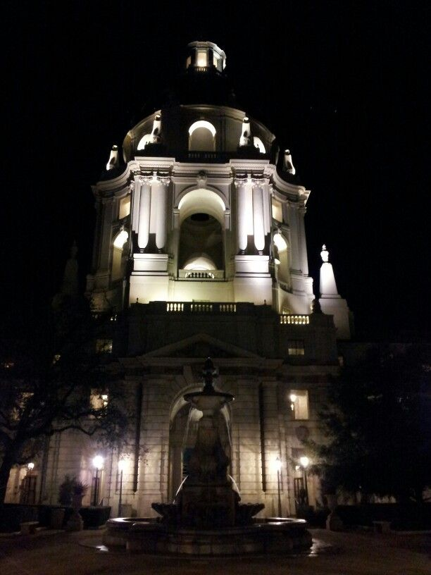 Pasadena City Hall Pasadena City Hall Pasadena California Pasadena